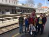Izlet z vlakom v Celje - PŠ Vrh